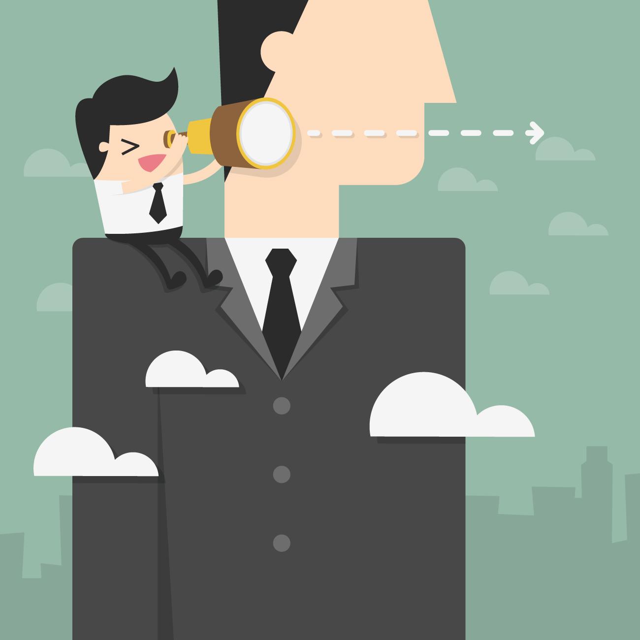 Το κακό αφεντικό και η ηθική του μυωπία